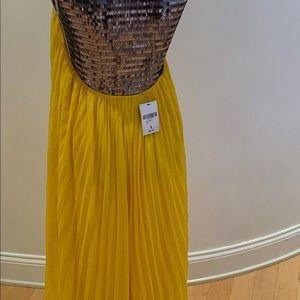 Forever 21 Dresses - Bright Yellow Dress!